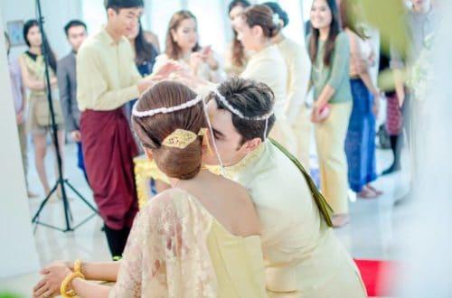 งานแต่งแบบไทย